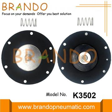 K3500 M1581 K3502 M1591 Buna Diaphragm Repair Kit