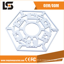Gewohnheit maschinell bearbeitete Teile Präzision Aluminium CNC Bearbeitungsteile