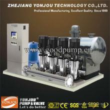 Yonjou PLC Control No-Negativo de agua de presión de suministro del sistema de equipos