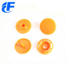 10mm plastic snap buttons for children's wear