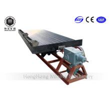 Équipement minier minéral 6-S Shaking Table for Gold Ore