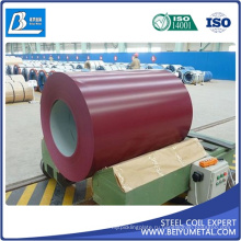 Металла с лакокрасочным покрытием ppgi стальная Гальванизированная стальная Катушка cgcc TDC51D+Z и
