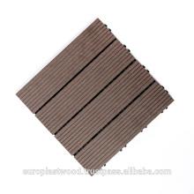 Holz-Kunststoff-Verbundplatten (WPC-Fliesen)