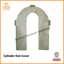 Ukiran Mud Pump Pump Cylinder End Cover