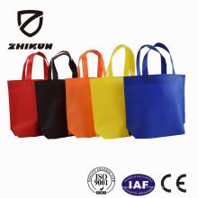 Tissu non tissé 100% PP Spunbond pour achats / sacs cadeaux