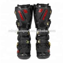 Мотокросс внедорожных Нескользящие сапоги/мотоцикл защитные Gears