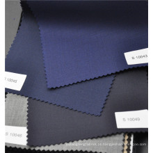 China fornecedor twill lã penteada 70% lã 30% adequando tecido