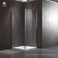 K-534 Factory Direct Selling 304 stainless steel Hinged Bathroom Shower Enclosure Room