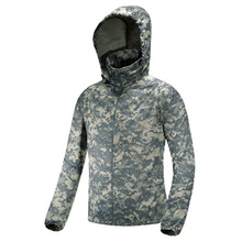 Mitiary Tactical Sunshine Chaqueta impermeable y transpirable