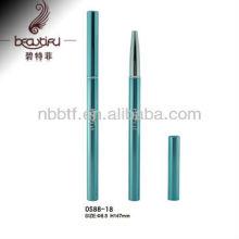 Pluma cosmética azul del nuevo diseño