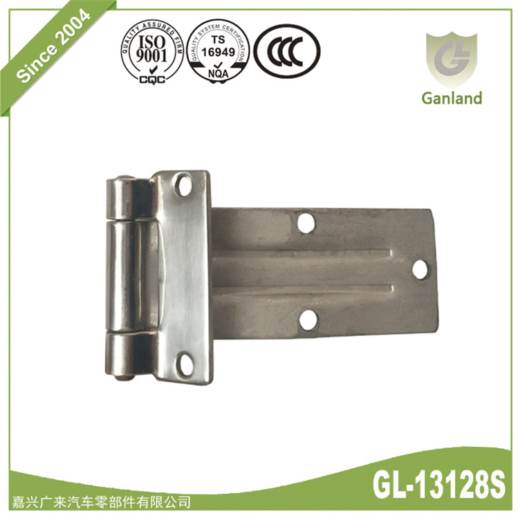 Truck Polished Stainless Steel Hinges