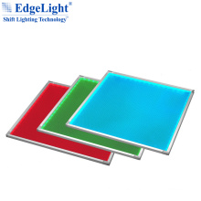warehouse translucent color pmma acrylic material LGP engraving led light guide panel