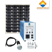 Sistema de energía solar fotovoltaica de alta eficiencia de 300W