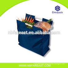 Factory supply recycled woven polypropylene shopping bags