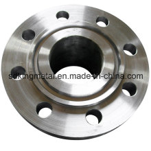 CNC Machined Forged Steel Flanges