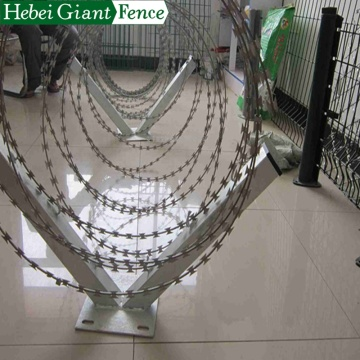 Galvanized+Razor+Barbed+wire+for+Security+Fence