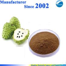 Extrato em pó de fruta Graviola 100% natural