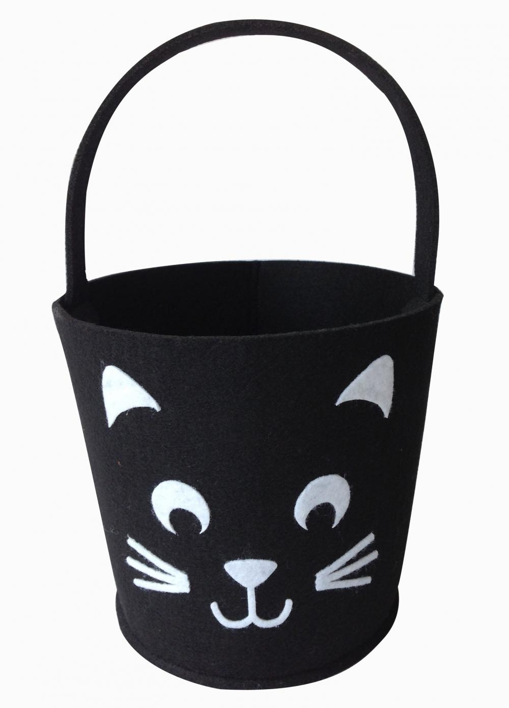 Halloween Bucket Decoration