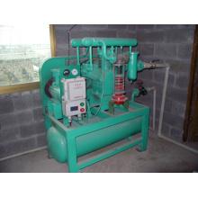 Compresseur de marteau à haute pression Compresseur de méthane Compresseur de biogaz (Zw-1.1 / 0.6-9)