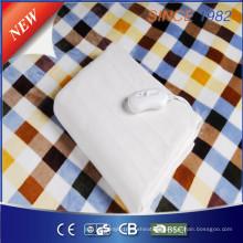 Fabrik Großhandel Gemütliche Synthetik Wolle Elektrische Decke mit Zertifikat