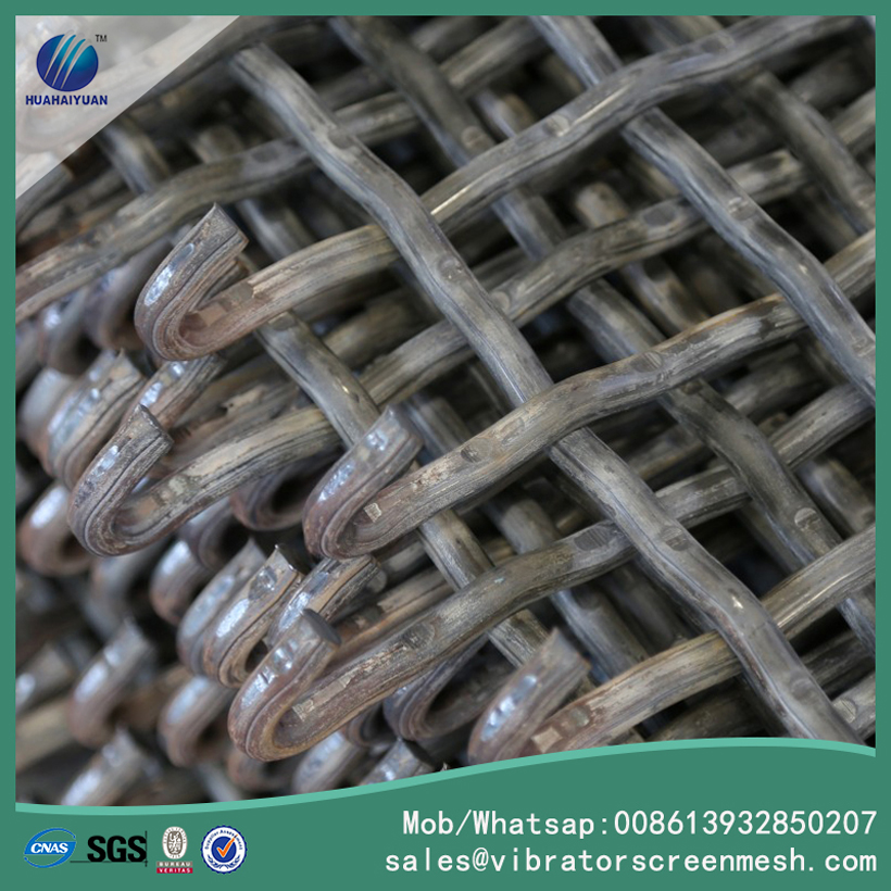 Hook Crimped Screen Mesh