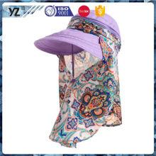 Fábrica de venda direta de design simples ao ar livre sol chapéu preço razoável