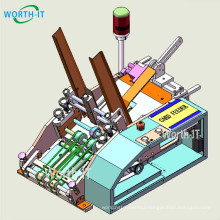 Low Price Friction Feeding Card Box Friction feeder paging machine Automatic card Feeder for Card Friction Feeder For Packing