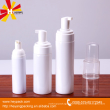 60/150/200ml bottle with foam pump dispenser
