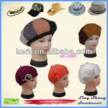 New Promotion 100% Wool lady Hat warm hats snow hats shop,LSW01