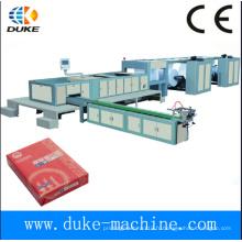 Chine Meilleure fabrication pour la machine à couper le duc de papier