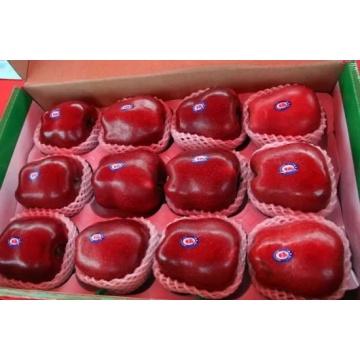Manzanas gansu huaniu frescas