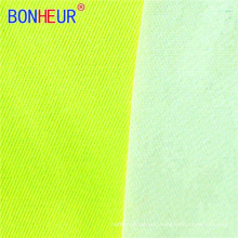 Durable Waterproof HV EN20471 Polyester Cotton Fabric