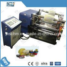 BOPP / folha de alumínio Slitting Machine