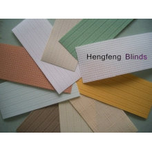Tissu pour aveugle verticale