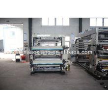 Rollo de película plástica de YT-2600 dos colores para rodar precio de la máquina de impresión digital de la flexión