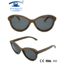 Made in China Wholesale Wooden Sunglasses