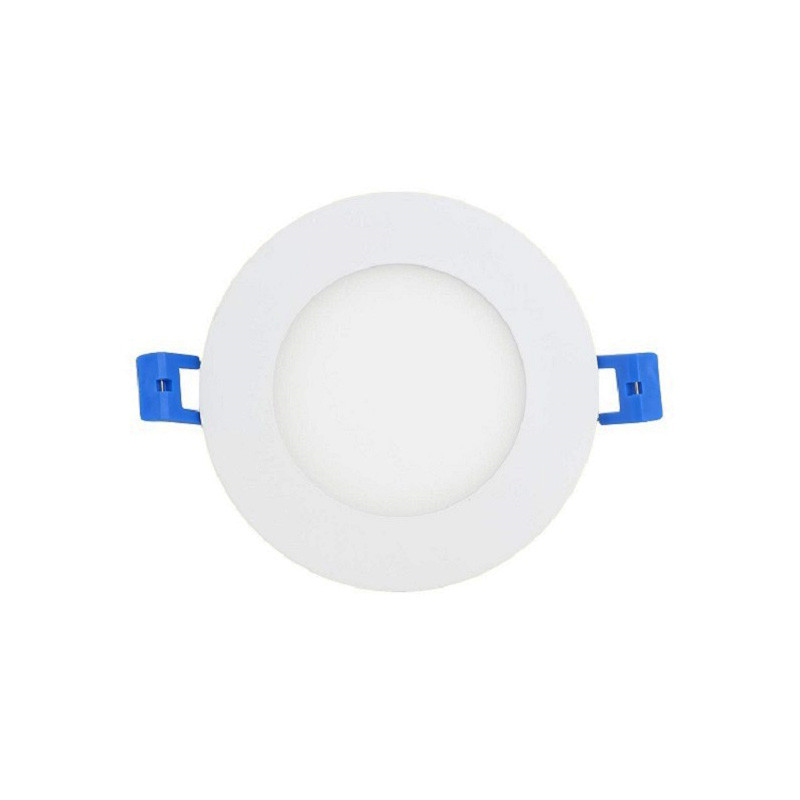 Slim Round 9W LED Panel Light