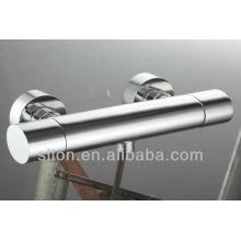 Misturador para duche com válvula de mistura termostática
