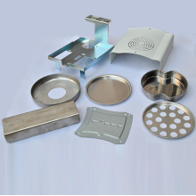 Stamping process deep drawing metal parts