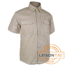 Tactical Shirt with Superior Quality Cotton/Polyester