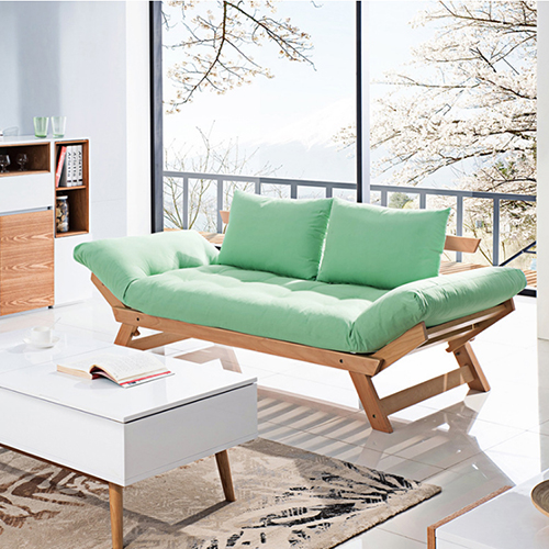 Futon Lounger Sofa Bed