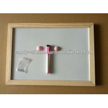 OEM magnetic whiteboard with wooden framed white board