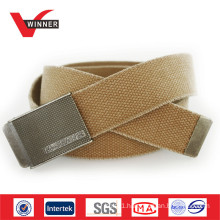Factory Made OEM Military Canvas Belts