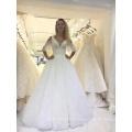Дешевые слоновой кости свадебное платье свадебные платья