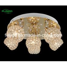 Neueste Kristall Deckenlampe mit LED (C-9460 / 6A)
