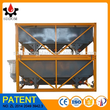 SDDOM unidade de mistura de concreto empilhável Horizontal Silo de Cimento para construção à venda