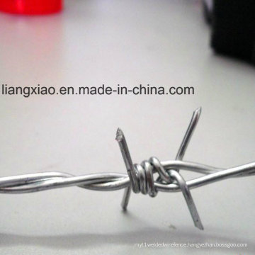 Cheap! Hot DIP/ Electric Galvanized Double Twist Barbed Wire