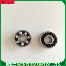 Hybrid ceramic ball beaing 608 with steel housing