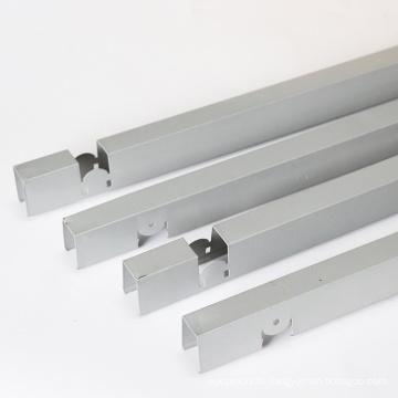 expanded mesh aluminum trellis grille ceiling tiles