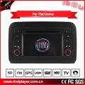 Reproductor de DVD del coche de Hualingan 2 DIN para la navegación del GPS de FIAT Croma con la función de la pantalla táctil de Bluetooth / Radio / RDS / TV / Can Bus / USB / iPod / HD
